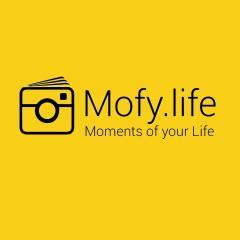 Інстабуки від Mofy.Life в Україні. Сервіс друку фотокниг онлайн
