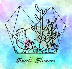 Подарунки, сувеніри у Hordi flowers