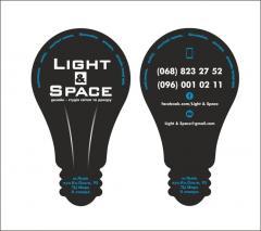 Light&Space, дизайн-студія світла та декору