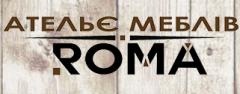 Roma, меблі на замовлення, виготовлення меблів на замовлення, радіусні шафи-купе