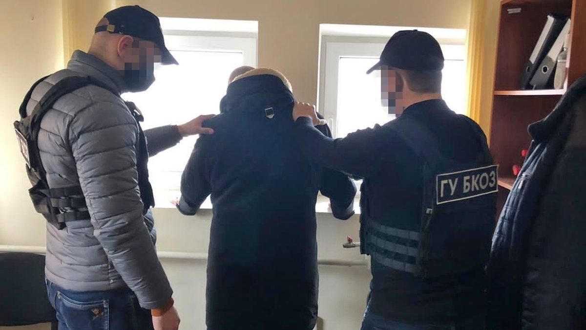 СБУ затримала на хабарі керівника ДАБІ у Тернопільській області - ZAXID.NET