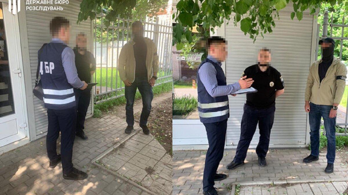 У Харкові затримали поліцейського за «продаж» посади у ДБР - ZAXID.NET
