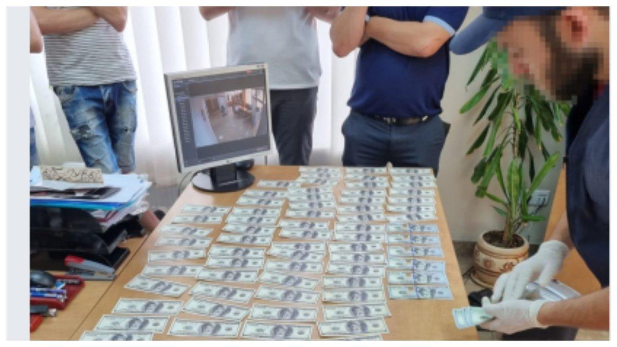 Начальника Держпродспоживслужби у Запорізькій області затримали за хабар  від підлеглого - ZAXID.NET