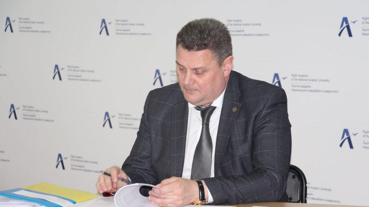 Суд заарештував начальника Льотної академії НАУ на два місяці - ZAXID.NET