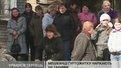 """Мешканці гуртожитку від заводу """"Іскра"""" вийшли з акціями протесту"""