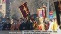 Віряни з усього Львова зібралися, щоб пройти хресним шляхом Ісуса Христа