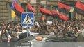 """На мітинг """"Проти деградації освіти"""" вийшли 2 тисячі студентів"""