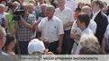 Другий день мешканці вул Стрийської не погоджуються на будівництво нової автомагістралі