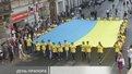 Однолітки незалежності пронесли прапор вулицям міста