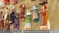Учні зробили для кожного викладача ляльку-мотанку