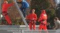 Українські та польські рятувальники влаштували спільне тренування до єврочемпіонату