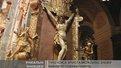 У костелі Єзуїтів під книгами знайшли дерев'яне тіло Ісуса Христа