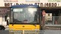 Кількість міських автобусів, які не виїхали на лінії, досягла максимуму