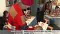 Михайло Демцю дітям дає майстер-клас
