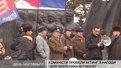 """Львівські комуністи та ветерани зібралися біля Монументу слави з нагоди """"Дня захисника Вітчизни"""""""