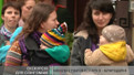У Львові влаштували екскурсію для слінго-мам