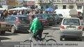 Пішохідний перехід на Липневій для автівок та торговців