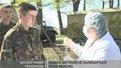 У Львові відбулись навчання військовиків санітарно-епідеміологічного загону