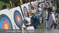Стартували змагання зі стрільби з лука