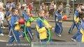 Завтра центром міста пройде парад на підтримку національної збірної України з футболу