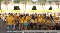 Львівські волонтери відсвяткували закінчення ЄВРО по-своєму
