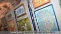 Відкрили виставку батіка і фото єврейського цвинтаря