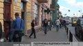 На вулиці Городоцькій відновили фасад трьох будинків
