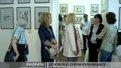 До ювілею Олени Кульчицької відкрили виставку