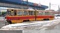 Львівський електротранспорт ламається через воду на коліях