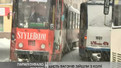 Міський транспорт опинився під сніговою атакою