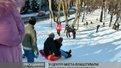 У центрі Львова попрощалися з останнім снігом