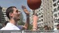 Львівські баскетболісти завітали до дитячого реабілітаційного центру