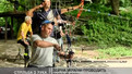 У місті тренуються спортсмени з ураженням опорно-рухового апарату