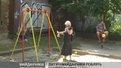У районі Підзамче ремонтують дитячі майданчики