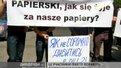 """Власники акцій """"Кредобанку"""" пікетують головний офіс"""