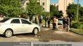 Кілька десятків мешканців Ходорова перекрили міжнародну трасу