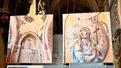 У храмі Петра і Павла відкрили виставку фотографій раритетних фресок