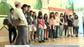 В львівську школу завітали японські студенти