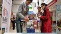 Покупцям у супермаркеті пропонували підтримати малозабезпечені сім'ї