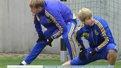 Збірна України готується до матчу з поляками