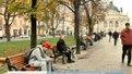 У центрі міста встановили 20 паркових диванів