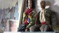 Дарія Зав'ялова творить костюми, гачкує і малює живопис
