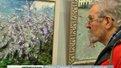 Петро Сипняк демонструє пейзажі із українських сіл
