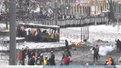 Хроніка подій на вулиці Грушевського у Києві: загинули 3 активістів