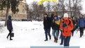 """""""Рудяк, приєднуйся до нас"""", - студенти пікутували обласне МВС"""