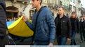 5 тисяч львів'ян на Ринку заспівали національний гімн