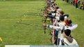Стартував Чемпіонат України серед юнаків та юніорів зі стрільби з лука