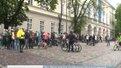 У Львові відбувся традиційний веломарафон