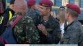 14 бійців Нацгвардії відпустили на час ротації додому