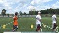 На львівському стадіоні «Динамо» юні лучники змагаються на першості України